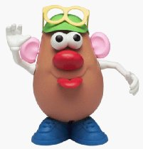 Featured Educational Toy for September 2011 is Mr. Potato Head!