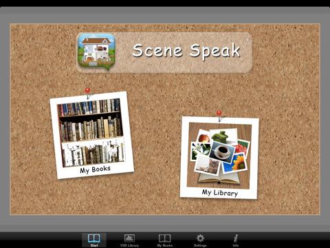Scene Speak Screenshot 1