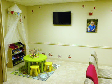 St. Petersburg Pediatric Therapy Clinic Kid's Play Area
